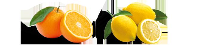 Orange Mama Lemonade Ingredients