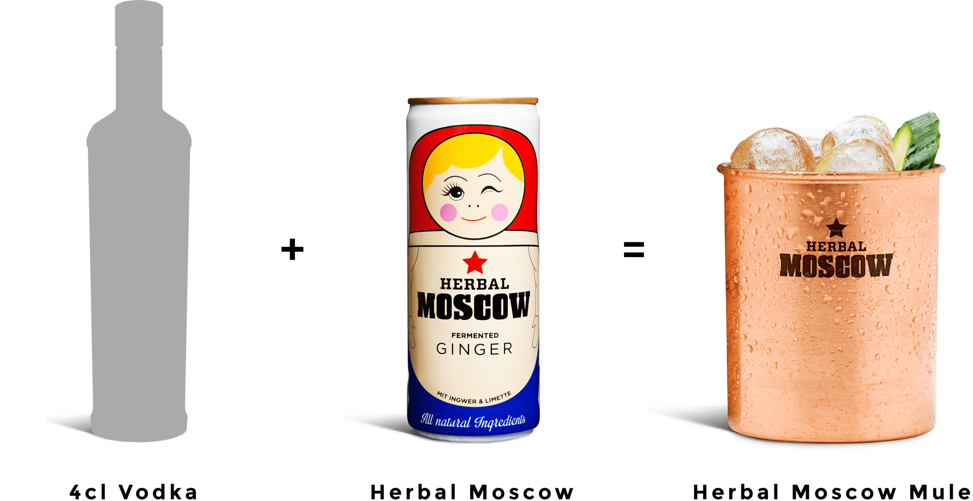 Herbal Moscow Mule Brand Garage