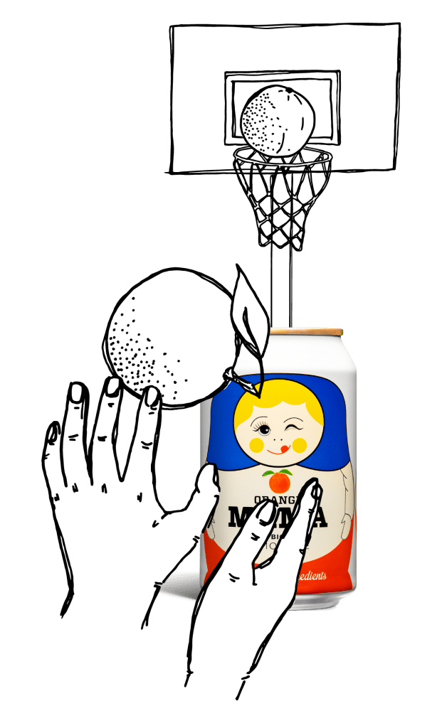 Orange Mama Basketball