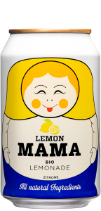 Lemon Mama Lemonade Brand Garage