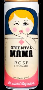 Oriental Mama Lemonade Brand Garage