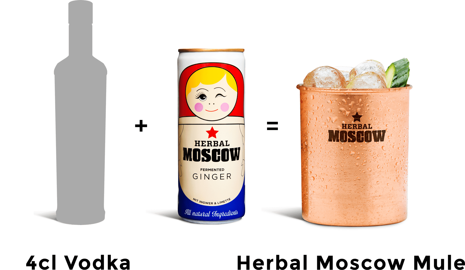 Herbal Moscow Mule Mobile Brand Garage