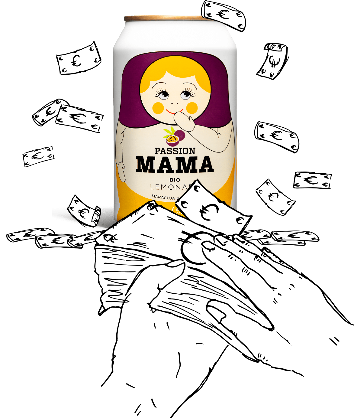 Passion Mama Lemonade Mobile