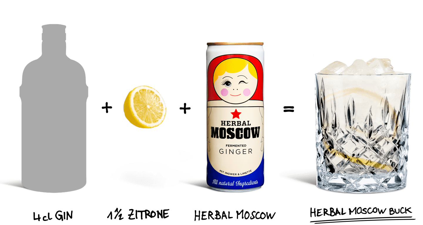 Herbal Moscow Buck